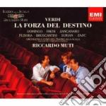 LA FORZA DEL DESTINO (OPERA COMPLETA cd musicale di Riccardo Muti