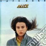 CAPO NORD cd musicale di ALICE
