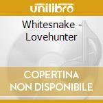 Love hunter cd musicale di Whitesnake