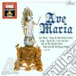 Ave maria cd musicale di Bach/gounod/schubert