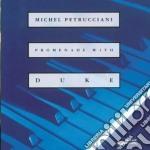 PROMENADE WITH DUKE cd musicale di Michel Petrucciani