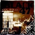 Fire of freedom cd musicale di Black 47