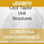 Unit structures cd musicale di Cecil Taylor