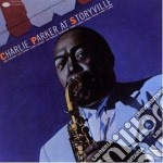 AT STORYVILLE cd musicale di Charlie Parker