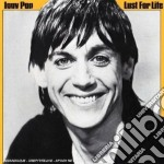 LUST FOR LIFE cd musicale di IGGY POP