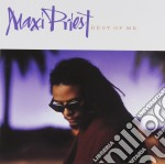 Best of me cd musicale di Priest Maxi