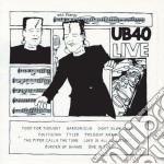 UB 40 LIVE cd musicale di UB 40