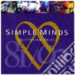 GLITTERING PRIZE - SIMPLE MINDS 81-9 cd musicale di Minds Simple