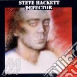 Defector cd musicale di Steve Hackett