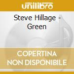 Green cd musicale di Steve Hillage