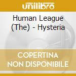 Hysteria cd musicale di League Human
