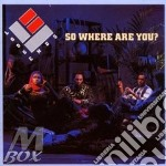 So where are you? cd musicale di Ends Loose