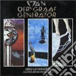 FIRST GENERATION (1960-1971) cd musicale di VAN DER GRAAF GENERATOR