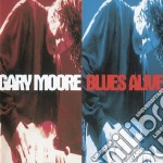 BLUES ALIVE cd musicale di Gary Moore