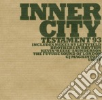 Testament '93 cd musicale di City Inner