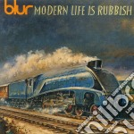 Blur - Modern Life Is Rubbish cd musicale di BLUR