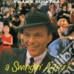 A SWINGIN' AFFAIR cd musicale di SINATRA FRANK