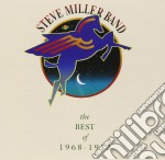 Steve Miller Band - The Best Of 1968-1973 cd musicale di MILLER STEVE BAND