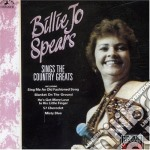 Sings the country greats cd musicale