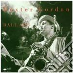 BALLADS cd musicale di Dexter Gordon