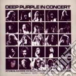 IN CONCERT 1970/1972 cd musicale di DEEP PURPLE