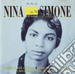 THE BEST OF cd musicale di SIMONE NINA