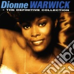 THE DEFINITIVE COLLECTION cd musicale di Dionne Warwick