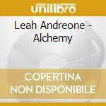 ALCHEMY cd musicale di Leah Andreone