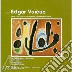 Music of cd musicale di Edgar Varese