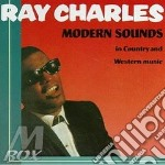 Modern sounds in country. - charles ray cd musicale di Ray Charles