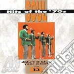 Soul hits of the'70s v.13 - cd musicale di Artisti Vari
