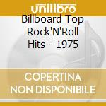 1975 cd musicale di Billboard top rock'n