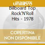 1978 cd musicale di Billboard top rock'n