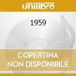 1959 cd musicale di Billboard top countr