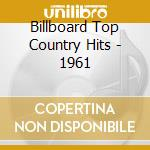 1961 cd musicale di Billboard top countr