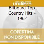 1962 cd musicale di Billboard top countr