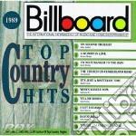 Billboard Top Country Hits - 1989 cd musicale di Billboard top country hits