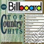 1990 - cd musicale di Billboard top country hits