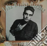 John Wesley Harding - It Happened One Light cd musicale di John wesley harding
