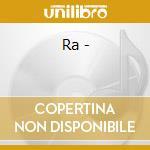 Ra - cd musicale di Utopia