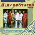 Vol.2 t-neck funk cd musicale di The Isley brothers