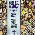 Super hits 70's vol.4 cd musicale di Artisti Vari