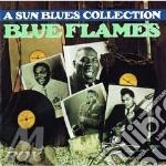 Blue flames a sun collec. - cd musicale di Artisti Vari