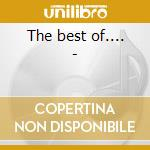 The best of.... - cd musicale di Frizzell Lefty