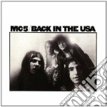 BACK IN THE USA cd musicale di MC5