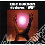 Declares war cd musicale di Eric Burdon