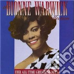 THE DIONNE WARWICK COLLECTION cd musicale di WARWICK DIONNE