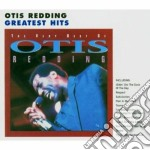 THE BEST OF cd musicale di Otis Redding