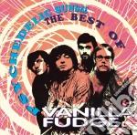 Vanilla Fudge - Psychedelic Sundae   The Best Of cd musicale di VANILLA FUDGE