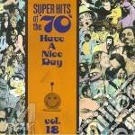 Super Hits 70'S Vol.18 cd musicale di Artisti Vari